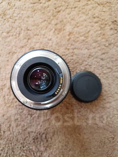 Объектив Canon Zoom Lens EF 75-300mm 1:4-5.6. Для Canon, диаметр фильтра 58 мм