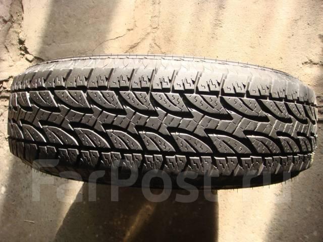 Bridgestone Dueler A/T D694. Грязь AT, 2013 год, износ: 30%, 4 шт