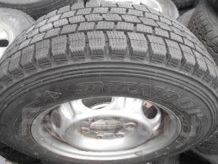 Комплект колес Dunlop 185/75/15 LT, 2014 года!. x15