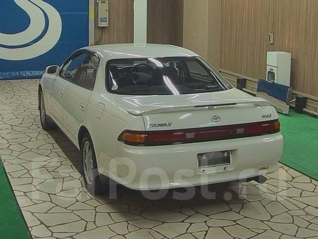 Toyota Mark II. автомат, задний, 2.5 (280 л.с.), бензин, б/п, нет птс. Под заказ