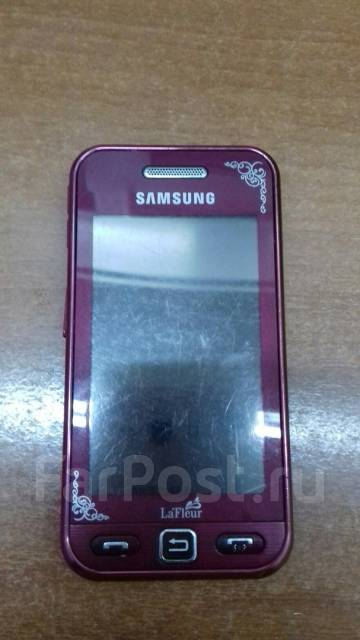 Samsung Galaxy S4 La Fleur GT-i9500. Б/у