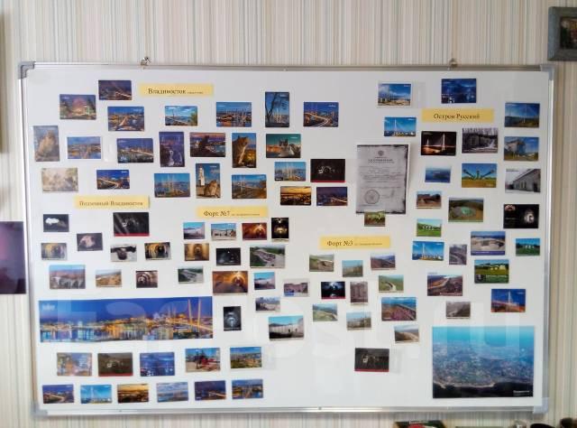 Квартальные календари, фотомагниты