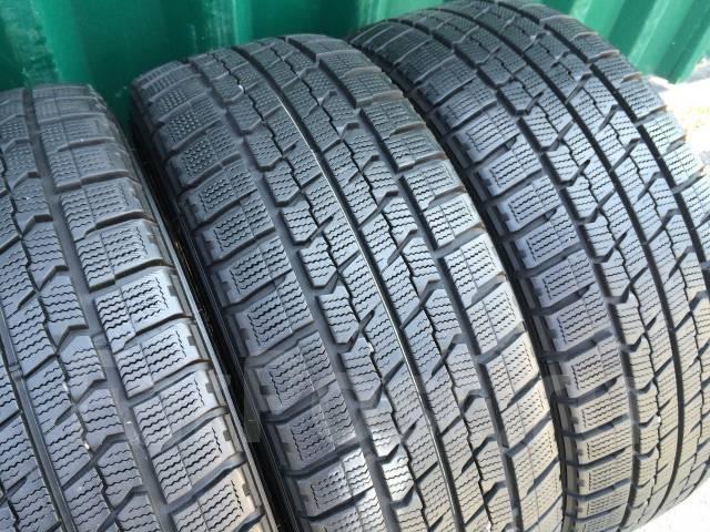 Жирная японская зима Goodyear 215/55/17 на красивом литье S-hold 5*100. 7.0x17 5x100.00 ET48 ЦО 72,0мм.