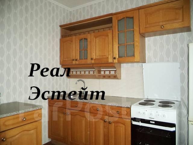 1-комнатная, улица Шилкинская 11а. Третья рабочая, агентство, 34 кв.м. Кухня