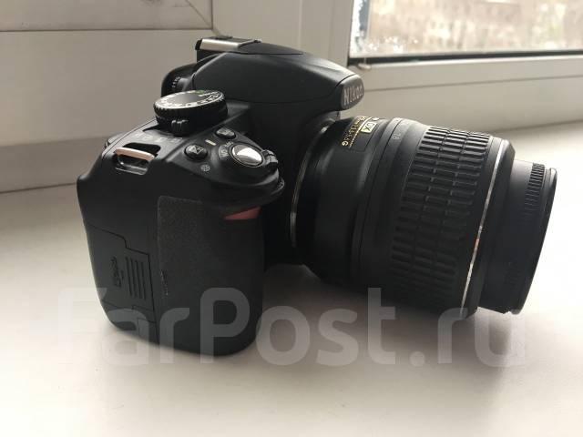 Nikon D3100. 15 - 19.9 Мп, зум: 3х