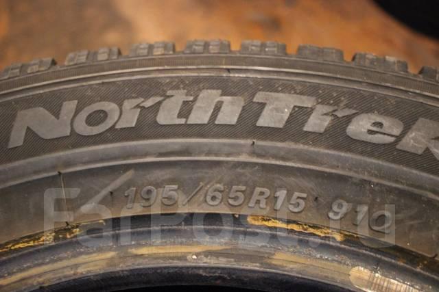 Northtrek. Зимние, 2012 год, износ: 10%, 4 шт