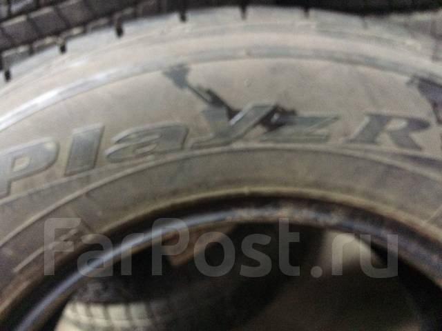 Bridgestone Playz. Летние, 2009 год, износ: 5%, 4 шт. Под заказ