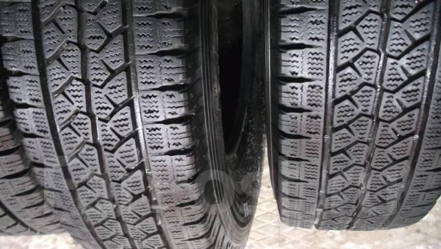 Bridgestone Blizzak. Зимние, без шипов, 2014 год, износ: 30%, 4 шт
