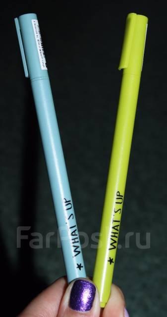 2 стильных ручки одним лотом.