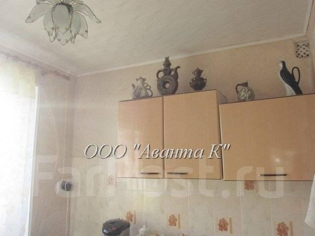 2-комнатная, улица Адмирала Юмашева 16б. Баляева, агентство, 44 кв.м. Интерьер