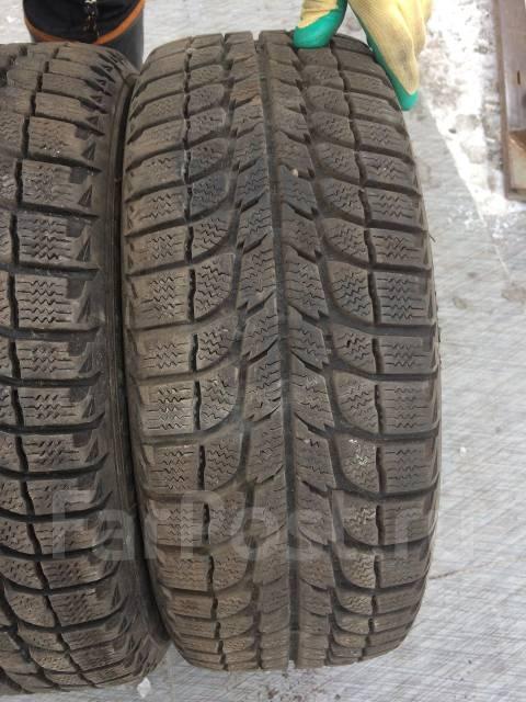 Michelin. Всесезонные, 2008 год, износ: 10%, 4 шт
