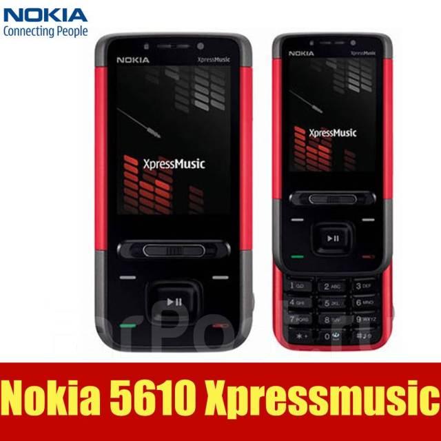 Nokia 5610 XpressMusic. Б/у