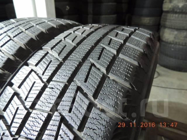 Bridgestone Blizzak Revo1. Зимние, без шипов, 2008 год, износ: 10%, 2 шт