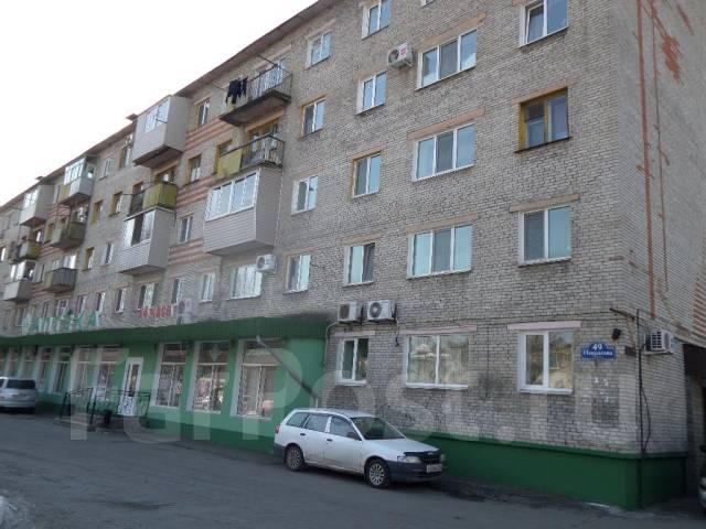 3-комнатная, улица Некрасова 49. Центр города, агентство, 58 кв.м. Дом снаружи