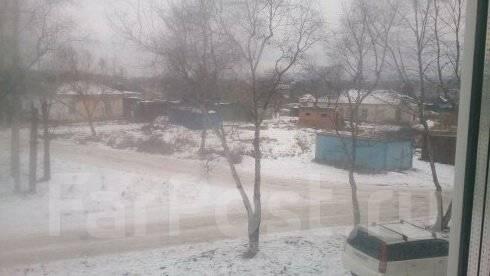 1-комнатная, улица Норильская 8. Хлебзавод, агентство, 30 кв.м. Вид из окна днем