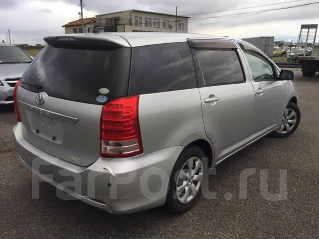 Toyota Wish. ZNE10, 1ZZ