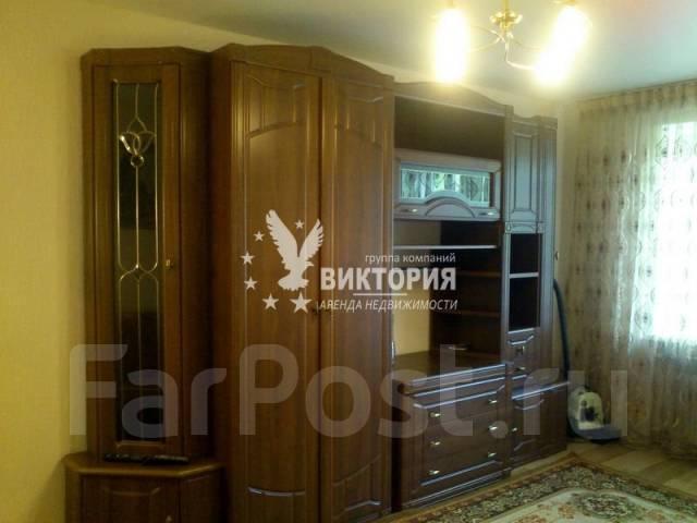 1-комнатная, улица Башидзе 16. Первая речка, агентство, 32 кв.м. Комната