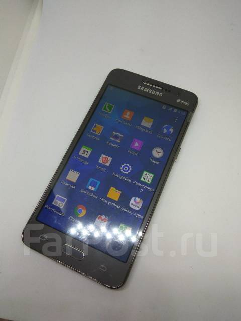 Galaxy grand prime - 2 сим, 3G- новый