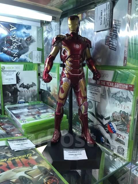 Железный Человек Avengers. центр, приставкин