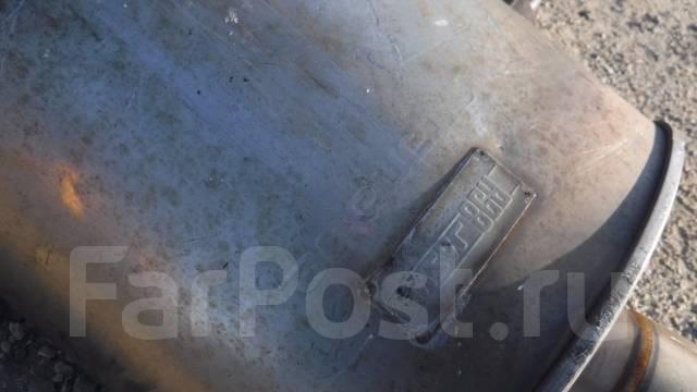 Выхлопная система. Subaru Forester, SG5 Двигатель EJ20