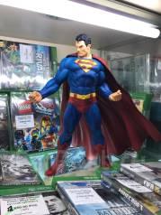 Фигурка Супермен Marvel. центр, приставкин