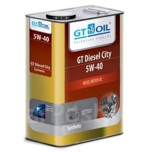 GT Oil. Вязкость SAE 5W-40, синтетическое