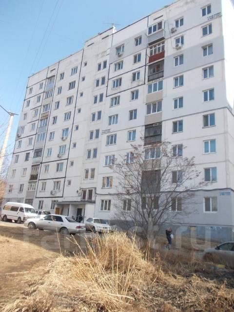1-комнатная, улица Героев Варяга 10. БАМ, проверенное агентство, 36 кв.м. Дом снаружи