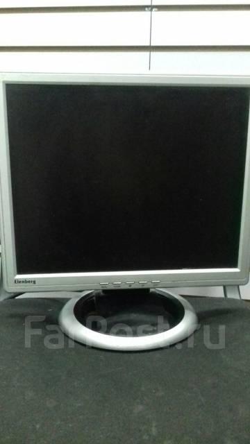 """Монитор Elenberg. 16"""" (41 см), технология LCD (ЖК)"""
