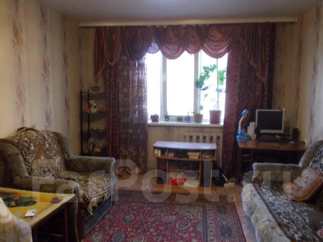 1-комнатная, улица Героев Варяга 10. БАМ, проверенное агентство, 36 кв.м. Интерьер