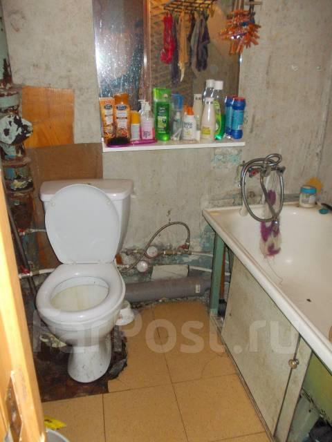 1-комнатная, улица Героев Варяга 10. БАМ, проверенное агентство, 36 кв.м. Сан. узел