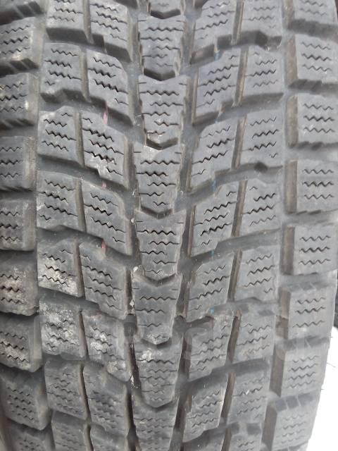 Dunlop. Зимние, без шипов, 2005 год, износ: 30%, 2 шт