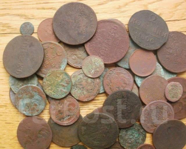 Царска медь. Более 40 монет. Под заказ!