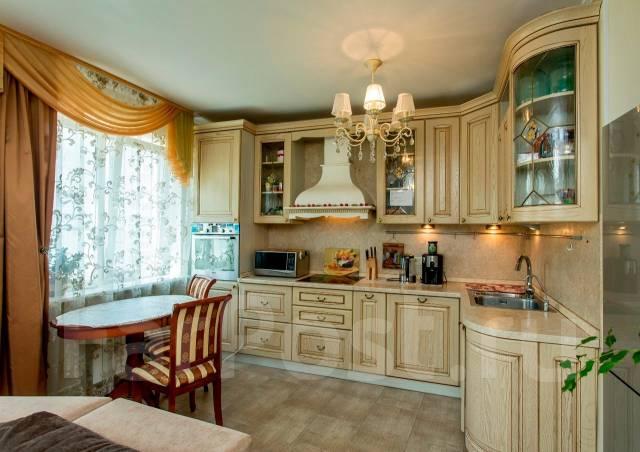 3-комнатная, улица Адмирала Кузнецова 92. 64, 71 микрорайоны, частное лицо, 68 кв.м. Кухня