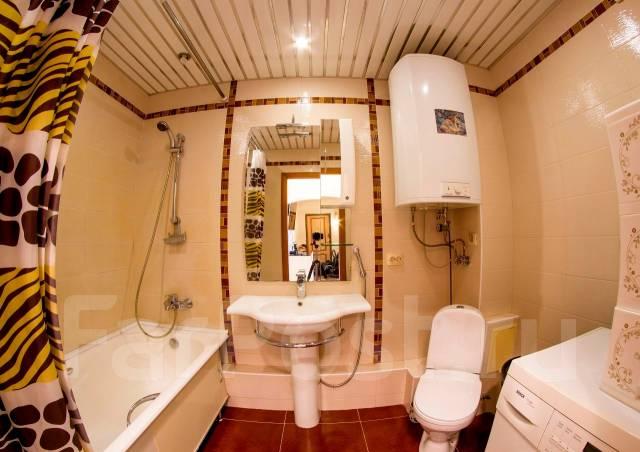 3-комнатная, улица Адмирала Кузнецова 92. 64, 71 микрорайоны, частное лицо, 68 кв.м. Сан. узел