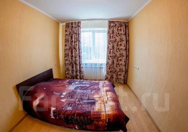 3-комнатная, улица Адмирала Кузнецова 92. 64, 71 микрорайоны, частное лицо, 68 кв.м. Вторая фотография комнаты