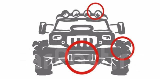 """Оформим переоборудование автомобилей в Гибдд """"под ключ"""""""