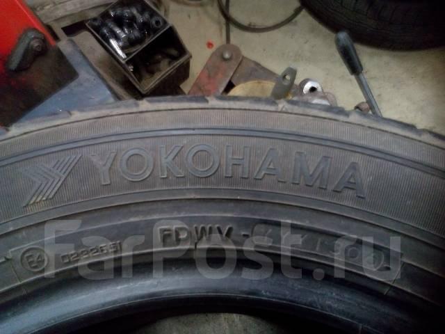 Yokohama DNA map ES340. Летние, 2006 год, износ: 40%, 1 шт