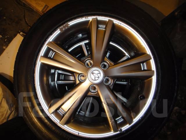 Колеса R18 5*114.3 Toyota Lexus 235/55R18. 7.0x18 5x114.30 ET35 ЦО 64,0мм.