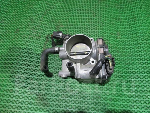 Заслонка дроссельная. Subaru Forester, SG5 Двигатели: EJ205, EJ20, EJ20 EJ205