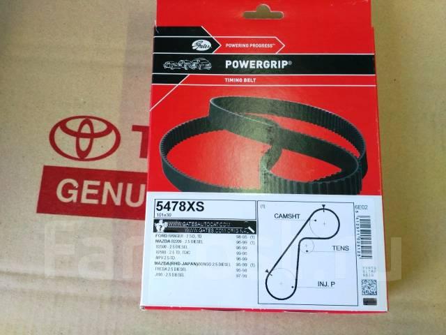 Ремень ГРМ. Mazda: Bongo Brawny, Bongo Friendee, Ford Freda, MPV, Proceed, Titan, J100 Mitsubishi Delica Cargo, SK56M, SK56V