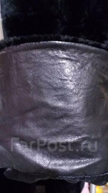 Шубы из чернобурки. 46