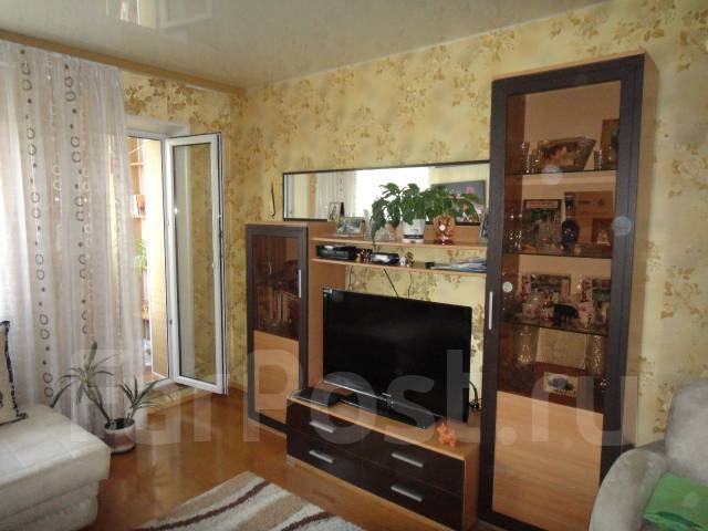 1-комнатная, улица Светланская 133. Центр, агентство, 35 кв.м. Комната