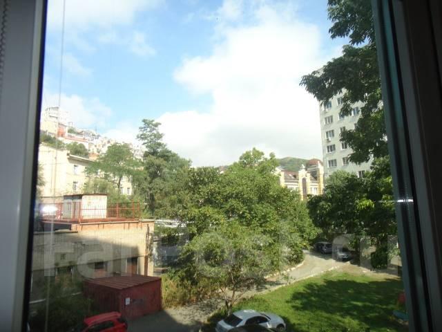 1-комнатная, улица Светланская 133. Центр, агентство, 35 кв.м. Вид из окна днем