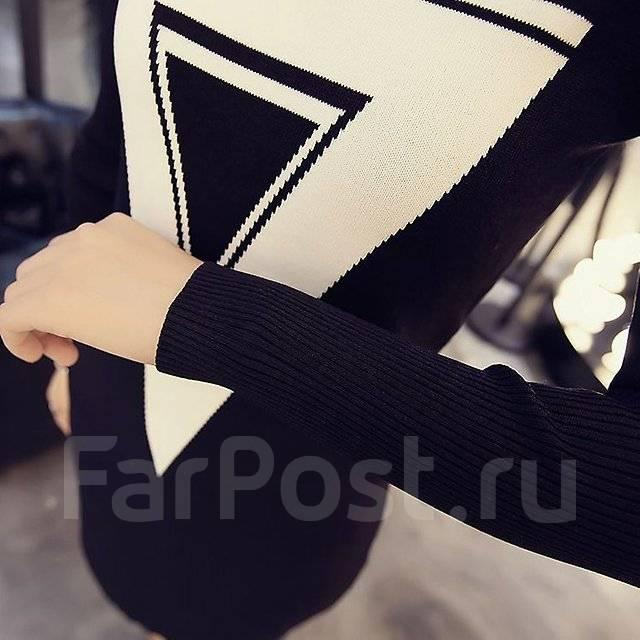 Платья-туники. 38