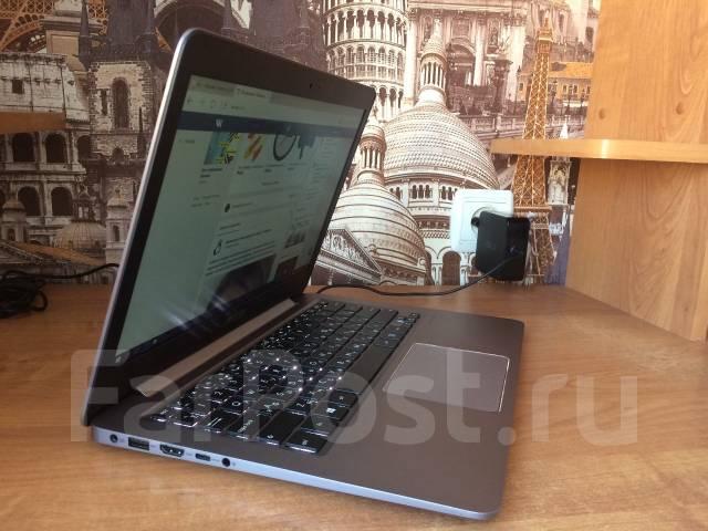 "Обменяю ультрабук asus zenbook ux310uq на macbook. 13.3"", 2,8ГГц, ОЗУ 4096 Мб, диск 1 000 Гб, WiFi, Bluetooth, аккумулятор на 8 ч."