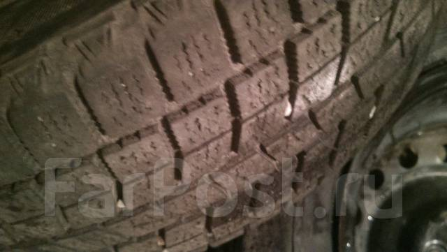Bridgestone Blizzak. Зимние, без шипов, износ: 30%, 2 шт