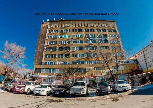 Продаётся этаж офисных помещений. Улица Посадская 20, р-н Снеговая, 395 кв.м. Дом снаружи