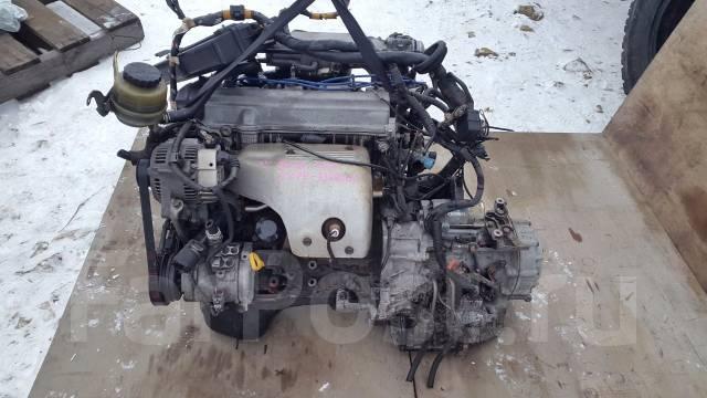 Автоматическая коробка переключения передач. Toyota Vista, SV40 Toyota Camry, SV40 Двигатель 3SFE