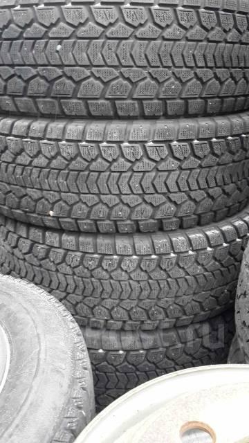 Dunlop. Зимние, без шипов, 2012 год, износ: 20%, 1 шт
