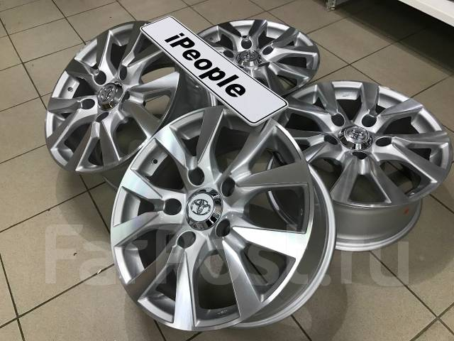 Toyota. 8.0x18, 5x150.00, ET45, ЦО 110,2мм.
